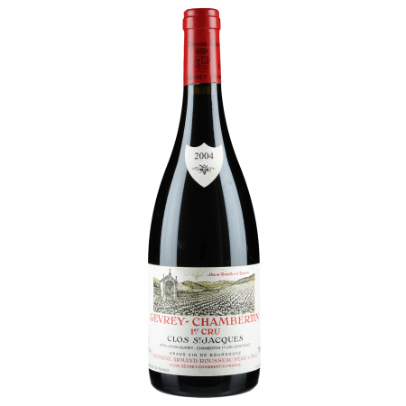 Armand Rousseau, Gevrey Chambertin Clos St Jacques 2008